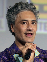 Author photo. Taika Waititi