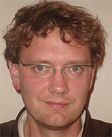 Author photo. Ad Maas [credit: Museum Boerhaave]