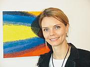 Author photo. Sophie Allgård