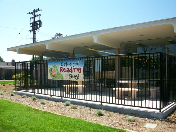 Orange County Public Library Chapman Library In Garden Grove Ca Librarything Local