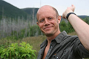 Author photo. colinmcadam.com