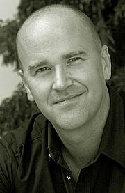 Author photo. Garth Francis