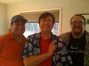 Author photo. Jeff Grubb (on right) credit: <a href=&quot;http://www.flickr.com/people/waderockett/&quot; rel=&quot;nofollow&quot; target=&quot;_top&quot;>Wade Rockett</a>