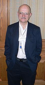 "Author photo. By <a href=""http://en.wikipedia.org/wiki/User:Raul654"">Mark Pellegrini</a>, at ACM CFP-2006 (L'Enfant Plaza Hotel, Washington DC), May 5, 2006."