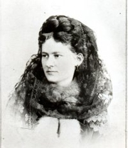 Author photo. From Wikipedia.fr author page. <a href=&quot;http://fr.wikipedia.org/wiki/Wanda_von_Sacher-Masoch&quot; rel=&quot;nofollow&quot; target=&quot;_top&quot;>http://fr.wikipedia.org/wiki/Wanda_von_Sacher-Masoch</a>