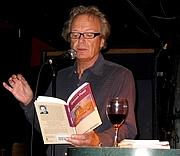 Author photo. Christopher Dewdney [credit: Critics at Large]