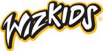 Author photo. WizKids Logo