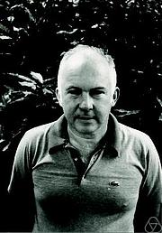 Author photo. Charles W. Curtis. Photo by Konrad Jacobs.