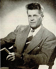 Author photo. Alfred Carl Hottes