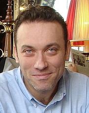 Author photo. Eurobas