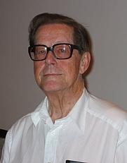 Author photo. Bengt Hultqvist [credit: Academia Europaea]