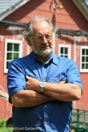 Author photo. Derek Fell