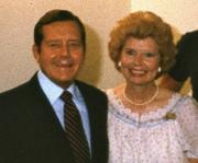 Author photo. Bill and Vonette Bright in 1980 / Photo by HandigeHarry