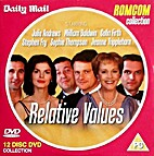 Relative Values by Eric Styles (director)