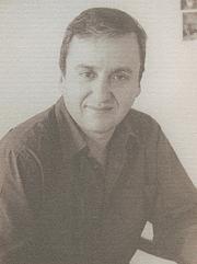 Author photo. Gilles Rozier (2004)