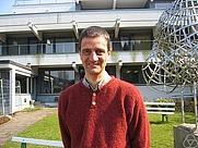 Author photo. Reinhard Diestel. Photo by Renate Schmid.