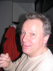 Author photo. Marcel Hulspas [credit: GerardM at nl.wikipedia]