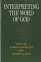 Interpreting the word of God: Festschrift in…