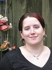 Author photo. amazon author picture