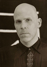 Author photo. NikolasSchreck at SLM symposium, 2005 by ZeenaSchreck By Slm 08 - Own work, Public Domain, <a href=&quot;https://commons.wikimedia.org/w/index.php?curid=28843101&quot; rel=&quot;nofollow&quot; target=&quot;_top&quot;>https://commons.wikimedia.org/w/index.php?curid=28843101</a>