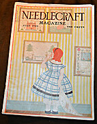 Needlecraft Magazine, July 1928-- Vol. 19,…