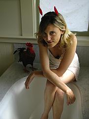 Author photo. Angela Ellsworth