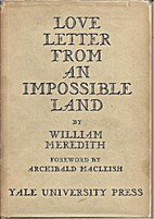 Love Letter from an Impossible Land by…