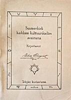 Suomenkieli kaikkien kulttuurikielten…