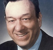 Author photo. E.J. Crossman [credit: Fresh Water Fishing Hall of Fame]