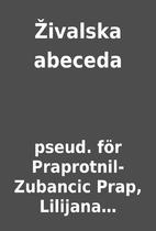 Živalska abeceda by pseud. för…