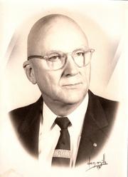 Author photo. Floyd Eugene Hamilton from grandson Daniel Hamilton West