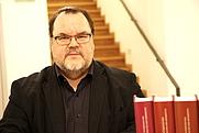 Author photo. Tom Holmén