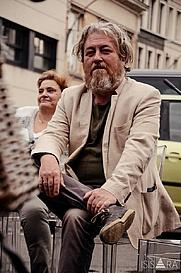 Author photo. Koenraad Goudeseune