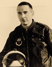 Author photo. Unknown USAF photographer