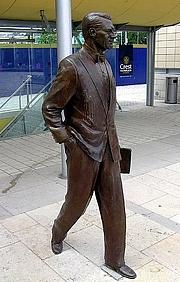 Author photo. Millennium Square, Bristol, UK (credit: Adrian Pingstone, 2004)