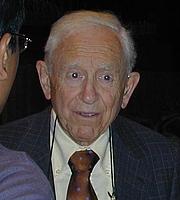 Author photo. Franco Modigliani. Photo by Wikimedia user Umofomia.