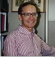 Author photo. James R. Holton