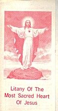 Litany Of The Most Sacred Heart Of Jesus by…