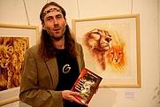 Author photo. Matto Barfuss