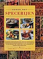 Koken met specerijen by Sallie Morris