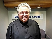 Author photo. Bruce Mau [credit: CBC]
