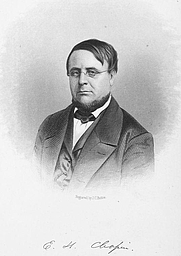 Author photo. From an 1854 publication<br>Courtesy of the <a href=&quot;http://digitalgallery.nypl.org/nypldigital/id?1229094&quot;>NYPL Digital Gallery</a><br>(image use requires permission from the New York Public Library)