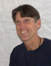 Author photo. Credit: Larry D. Moore, Texas Book Festival, Austin, TX, Nov. 1, 2008