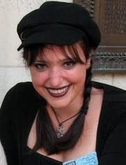 Author photo. photo by Sharon Glassmeyer