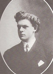 Author photo. Robert North Bradbury 1886-1949