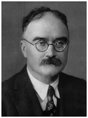 Author photo. Maurice Halbwachs (1877-1945), Sociologue français