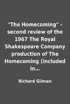 The Homecoming - second review of the 1967…