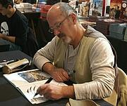 Author photo. B. Sokal (by pymouss, 2010)