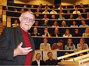 Author photo. Hasse Karlson (Växjö University, Sweden)