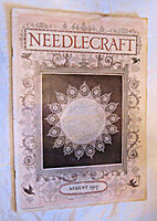 Needlecraft Magazine, August 1917--Vol. 8,…